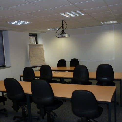 Projet VAL SOLUTIONS /LYON 7 : Salle de formation